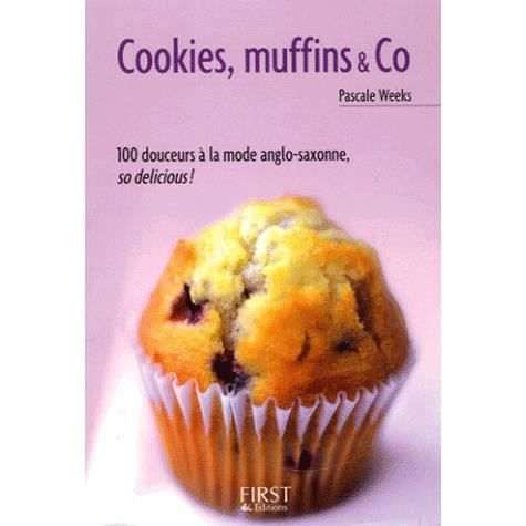 LIVRE FROMAGE DESSERT Cookies, Muffins & Co