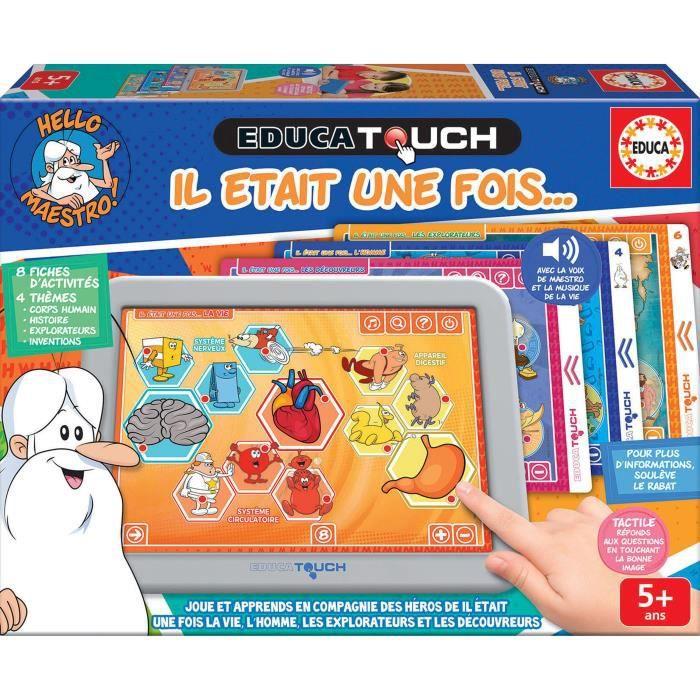 EDUCA Touch Hello Maestro Il était une fois la vie