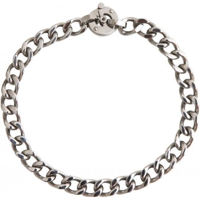 BRACELET - GOURMETTE bracelet clio blue br2374s - bracelet acier maillo