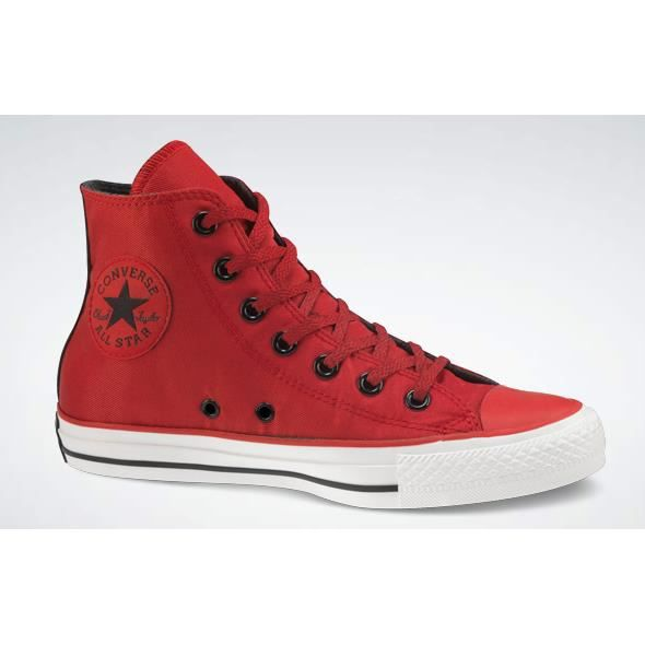 Converse All Star Limited Nylon Rouge / Noir