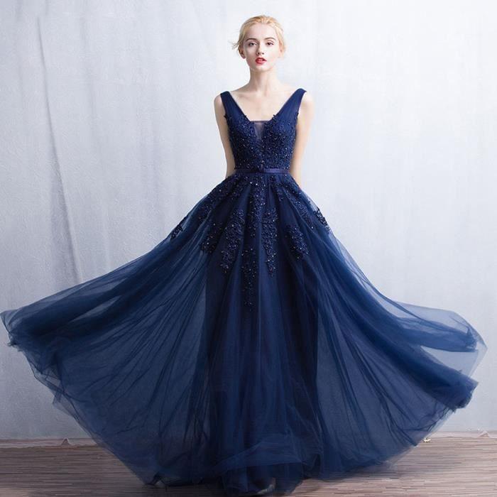 """Résultat de recherche d'images pour """"robe bleu nuit"""""""