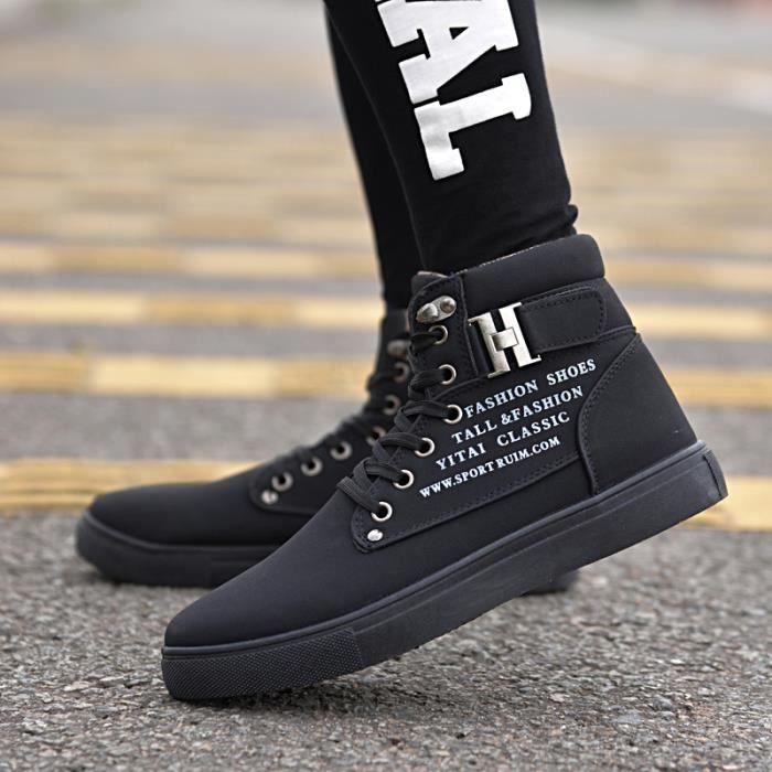 Nouveau Mode Chaussures occasionnelles Automne ...