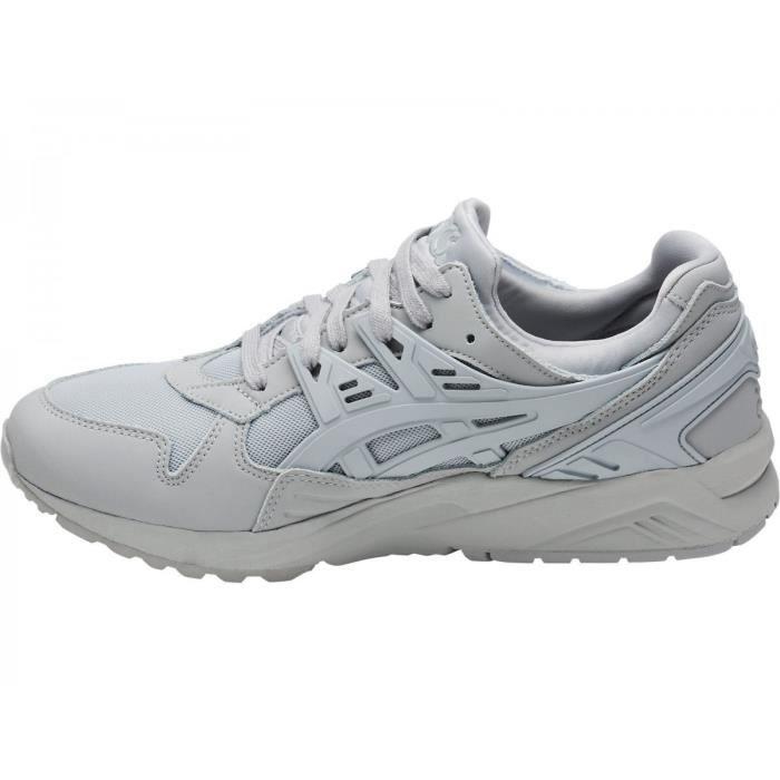 asics gel kayano gris clair