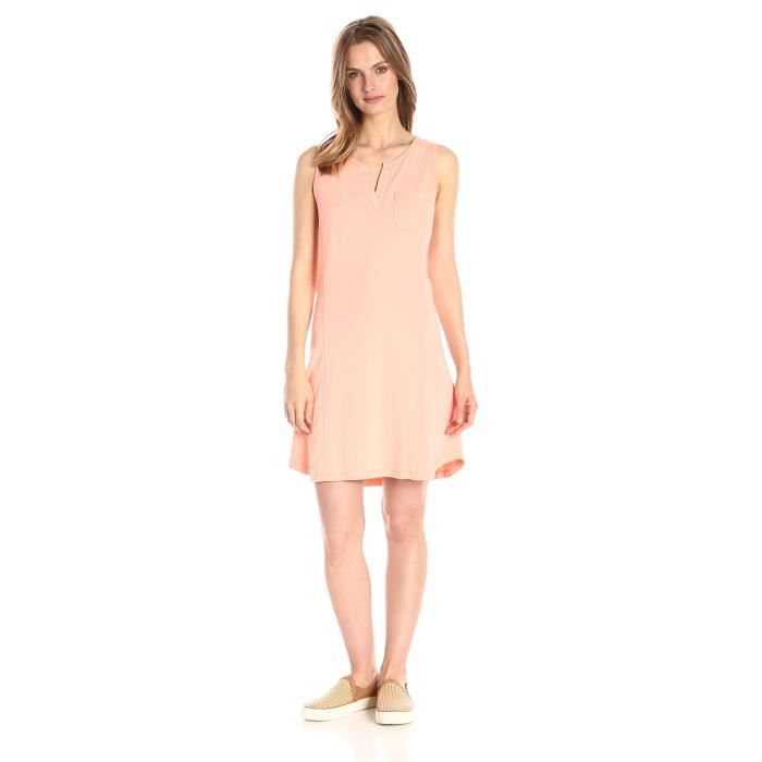 Craze . robe jersey. taille empire col carré manches 3-4. 080 BQ9WN