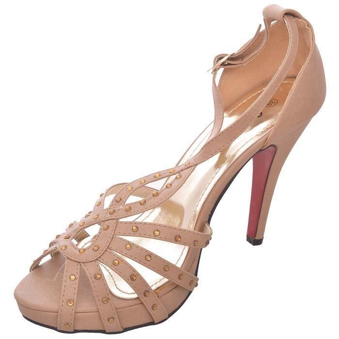 chaussures de danse pour femmes labelle g108-b pu IAUP4 Taille-41