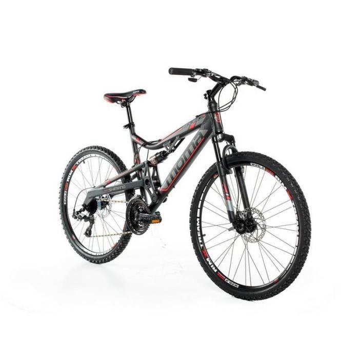 """VTT Vélo VTT, EQX 26"""" Moma Bikes, Aluminium. SHIMANO 2"""
