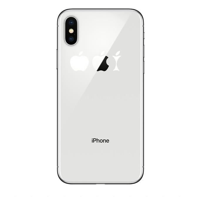 coque iphone x avec la pomme