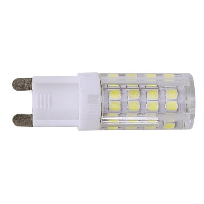 AMPOULE - LED Ampoule LED G9 40W Blanc Equivalent Lumiere Du Jou