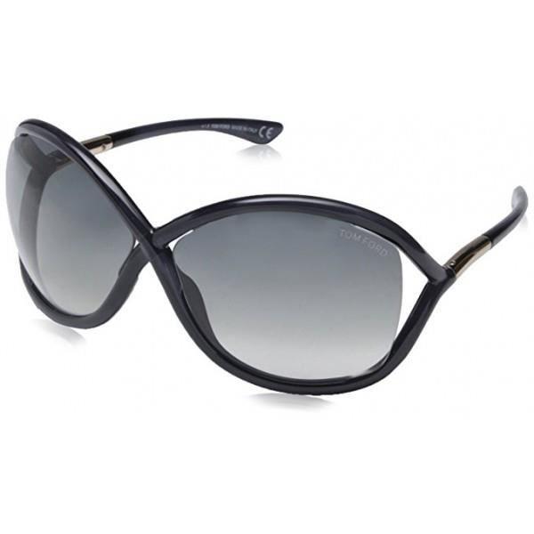 cb17a628498 Tom Ford Jennifer FT0008 S-01B - Achat   Vente lunettes de soleil ...
