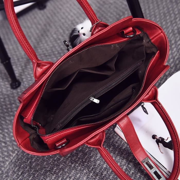 Sac De petit Cuir Luxe à femme de sacs célèbres Femme femmes De main marque sacs gris femmes sac En main sac à Taille Marque xRqwR7P06