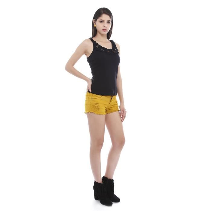 Taille Spagetti Multi Tank Libre Taille Lhan0 Top 34 Color Femmes Crochet taille W0ndwaqRqA