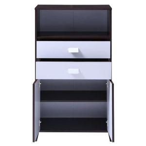 petit meuble largeur 30 achat vente petit meuble largeur 30 pas cher cdiscount. Black Bedroom Furniture Sets. Home Design Ideas