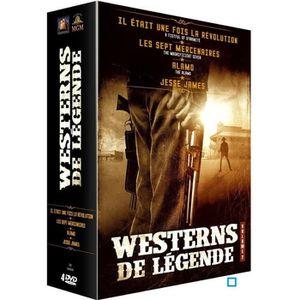DVD FILM DVD Coffret westerns de légendes, vol. 2