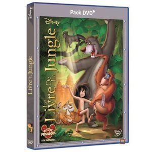 DVD DESSIN ANIMÉ DVD Le livre de la jungle
