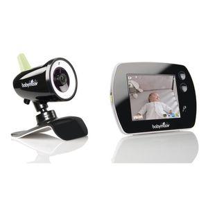 BABYMOOV Babyphone Ecoute bébé vidéo Touch Screen