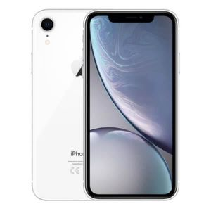 SMARTPHONE Apple iPhone XR 128 Go Blanc