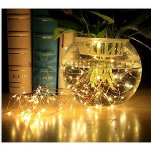 LUMIERE PULSEE - LASER Led guirlandes de lumières 100 leds fées décorativ