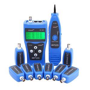 AUTRE PERIPHERIQUE USB  Network Cable Tester Tracker Tracer avec 8 Jacks F