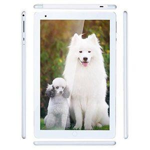 TABLETTE TACTILE Haehne 10,1 Pouces Tablettes PC, Google Android 4.