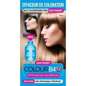 COLORATION COLOUR B4 Effaceur de coloration - Usage fréquent