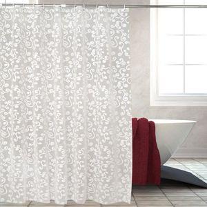 Rideau de douche 100 transparent - Achat / Vente pas cher