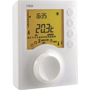THERMOSTAT D'AMBIANCE Thermostat DELTA DORE - Thermostat TYBOX 117 à …