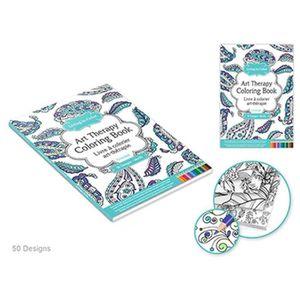 livre de coloriage la fourmi livre colorier art thrapie 212cmx29 - Coloriage Dtente