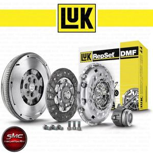 KIT D'EMBRAYAGE EMBRAYAGE + VOLANT + BUTÉE HYDRAULIQUE LUK FORD MO