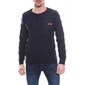 PULL Pull col tunisien en coton ADELIN - RITCHIE