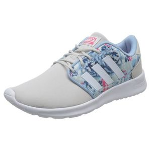 huge discount f0c01 b1eac BASKET ADIDAS Cf Qt Racer Chaussure Femme - Taille 38 - G