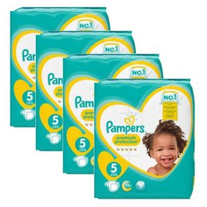 COUCHE Giga Pack 240 Couches Pampers new baby - premium p