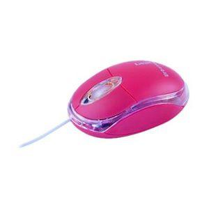SOURIS URBAN FACTORY - Krystal Mouse - Souris filaire USB