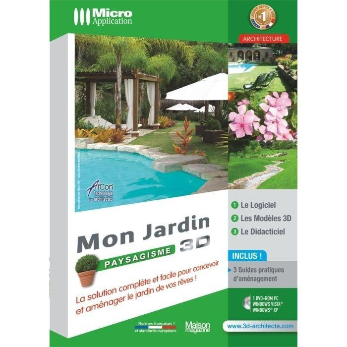 logiciel jardin simple exemple de de jardin with logiciel jardin affordable jardivision. Black Bedroom Furniture Sets. Home Design Ideas