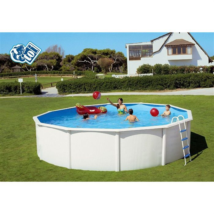 piscine acier canarias