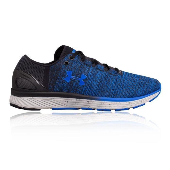 UNDER ARMOUR Chaussures de Running Charged Bandit 3 - Bleu