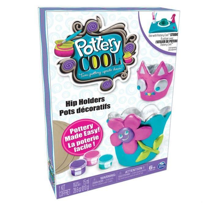 Kit Création Pottery Cool