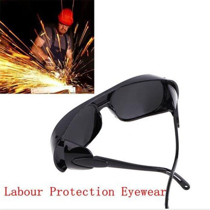 lunettes de soudure lunettes de protection du travail de. Black Bedroom Furniture Sets. Home Design Ideas