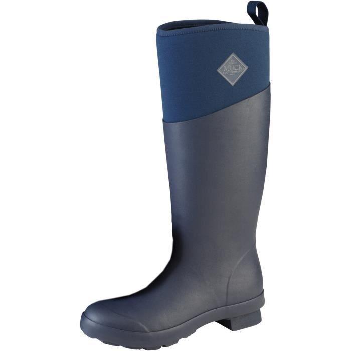 Muck Boots Tremont Matte Tall Femmes Bottes en Caoutchouc