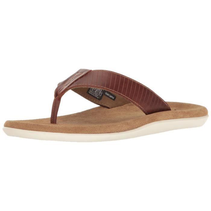 Aldo Wigon Flip Flop KWMDD Taille-42 1-2