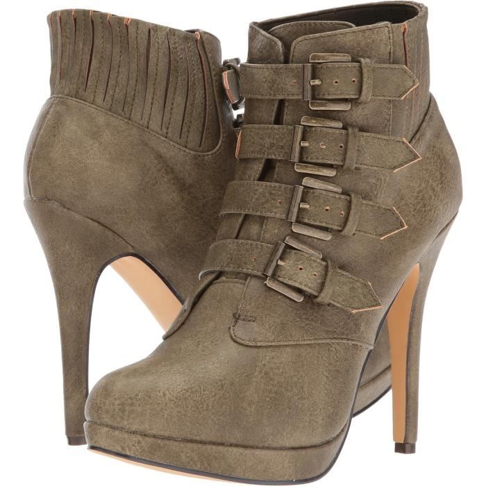 Physcal cheville Bootie RG8DG Taille-36 1-2