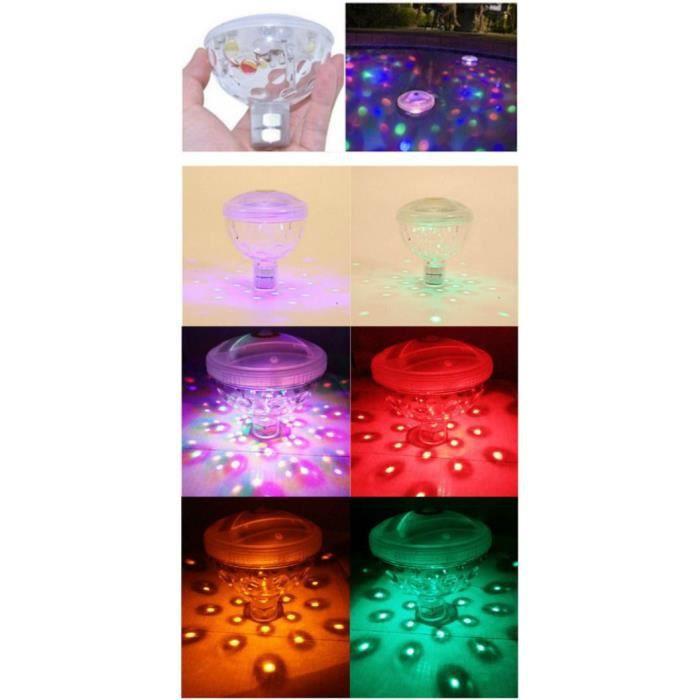 Piscine Lampe Buyiesky®flottant Light Glow Spa Sous Llz70824724 Show Rvb Led marin Disco F1qF8O