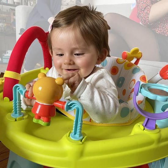 CREATIVE BABY trotteur Base d'Activités et
