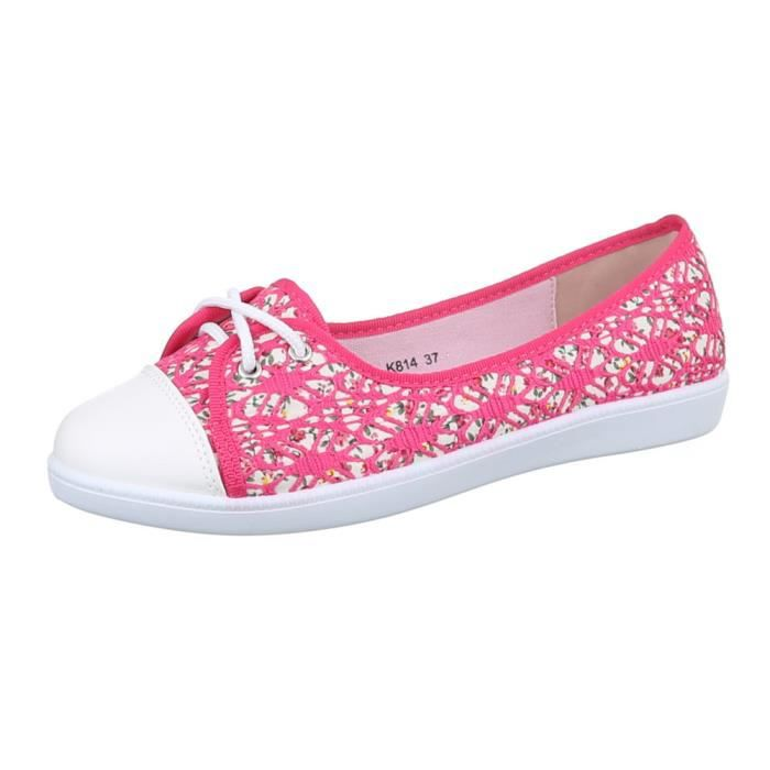 Femme Sneakers chaussure loisirs chaussure babouche Sport chaussure coureur