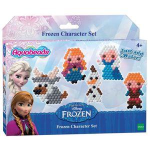 KIT MOSAÏQUE Aquabeads Frozen Character Set