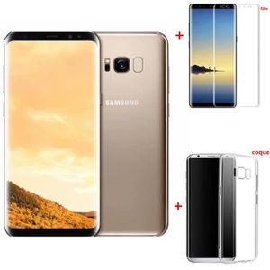 SMARTPHONE RECOND. Samsung Galaxy S8+ G9550FD Double SIM 64GO OR vers