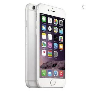 SMARTPHONE RECOND. Téléphone Mobile Apple iPhone 6 16Go Argent