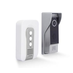 INTERPHONE - VISIOPHONE CHACON Visiophone IP avec carillon filaire connect