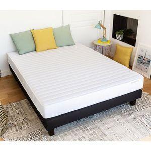 MATELAS Matelas mousse haute densité 160x200 Confort Zen H