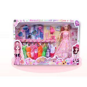 POUPÉE Poupées Barbie Barbie jouets fille jouets maison d