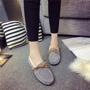 Fommes Moccasins Haut Qualité csemelles de Caoutchou Femme Chaussures DéContractéEs PerméAble à L'Air Plus Taille,jaune,35